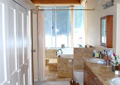 Mountain Home, Master Bath