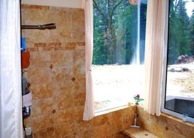 Mountain Home, Roman Shower