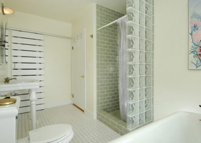 Master Bath, Shower